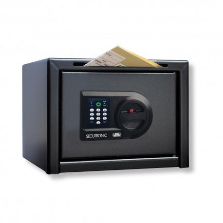 Coffre Burg Wachter H 3 E C4 EWS HomeSafe Serrure Electronique avec fente