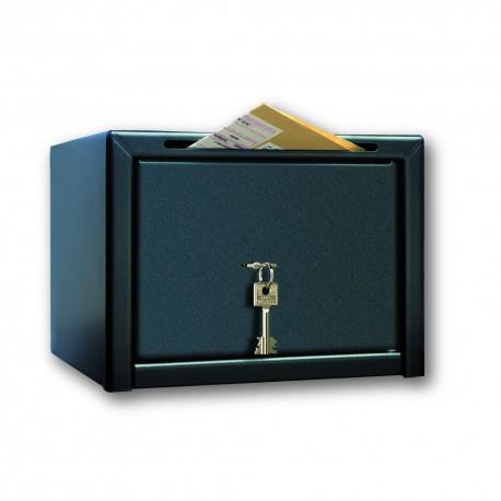 Coffre Burg Wachter H 3 S C4 EWS HomeSafe Serrure à clé avec fente